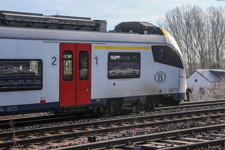 Beeld ter illustratie geen treinverkeer tussen Puurs en Temse.