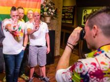 Campagne tegen homogeweld in Enschede: #Ikbenhetzat