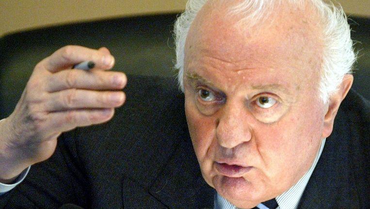 Eduard Sjevardnadze Beeld AFP