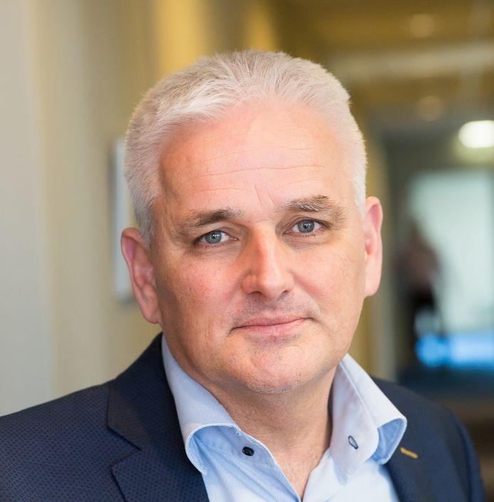 Directievoorzitter Jos Schippers van De Groof.