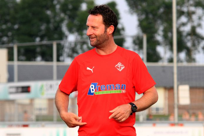 Arnie Pot vertrekt na een seizoen weer bij SC Genemuiden.