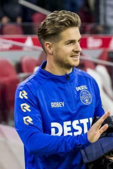 Willem II kan na winterstop weer op Peters rekenen: 'Anders dan in de eredivisie'