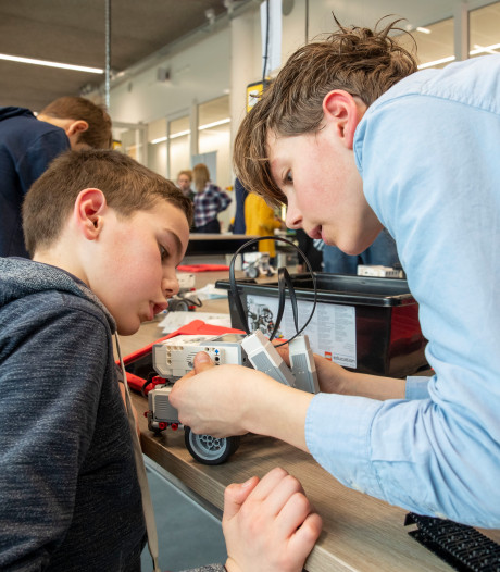 Duizenden kinderen op expeditie in het TechnoDiscovery lokaal: 'Je leert hier superveel'