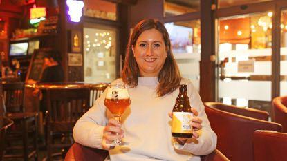 """""""Niet alleen mannen kunnen bier maken"""":  Margaux (29) uit Opwijk lanceert blonde Heldin"""