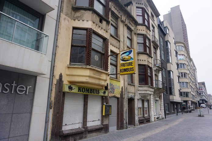Drie art-decopanden in de Van Iseghemlaan in Oostende krijgen een meer dan grondige renovatie en nieuwe invulling.