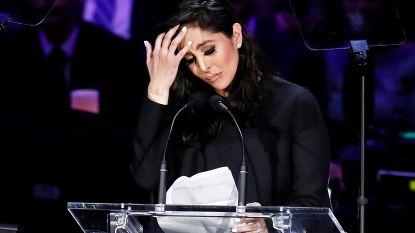 """""""Weduwe Kobe Bryant eist honderden miljoenen van helikopterbedrijf"""""""