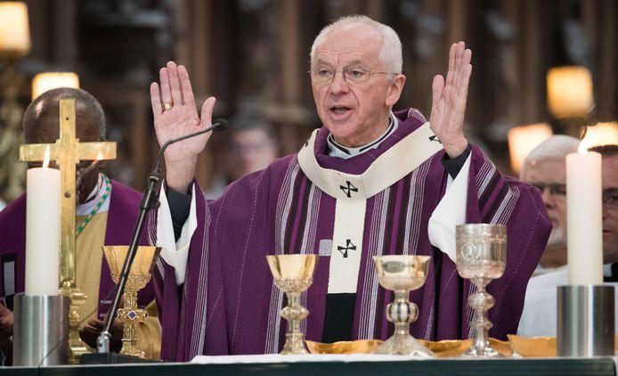 Aartsbisschop Jozef De Kesel.