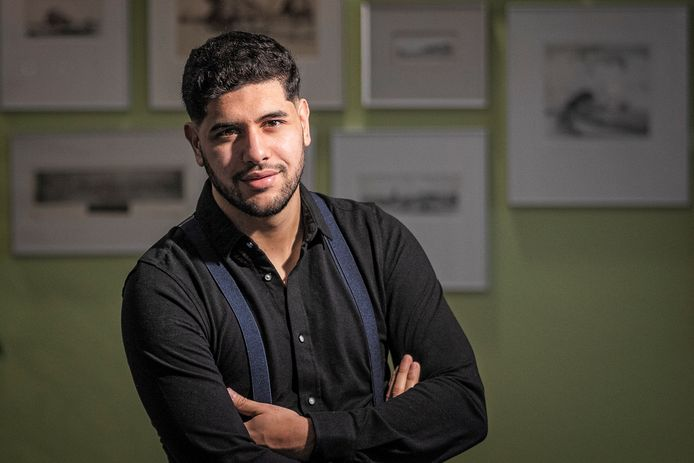 Amine Bakkali heeft een missie: hij wil depressies bij jongeren bespreekbaar maken.