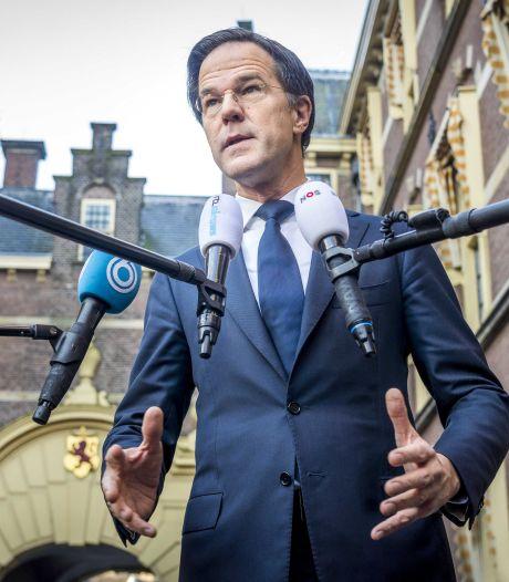 Premier Rutte noemt rellen crimineel geweld: 'Wat bezielt deze mensen?'