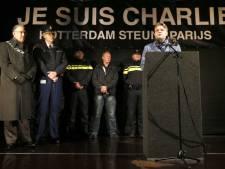 De speech van het vrije woord van Christiaan Ruesink