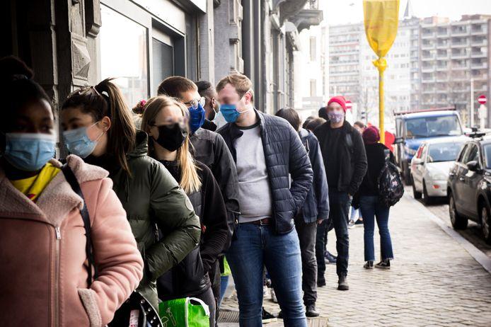 Malgré les différentes initiatives solidaire mises en place à Liège, la demande reste plus importante que l'offre!