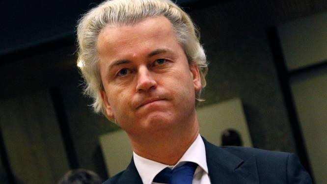 """Wilders is """"heksenjacht"""" van media spuugzat"""