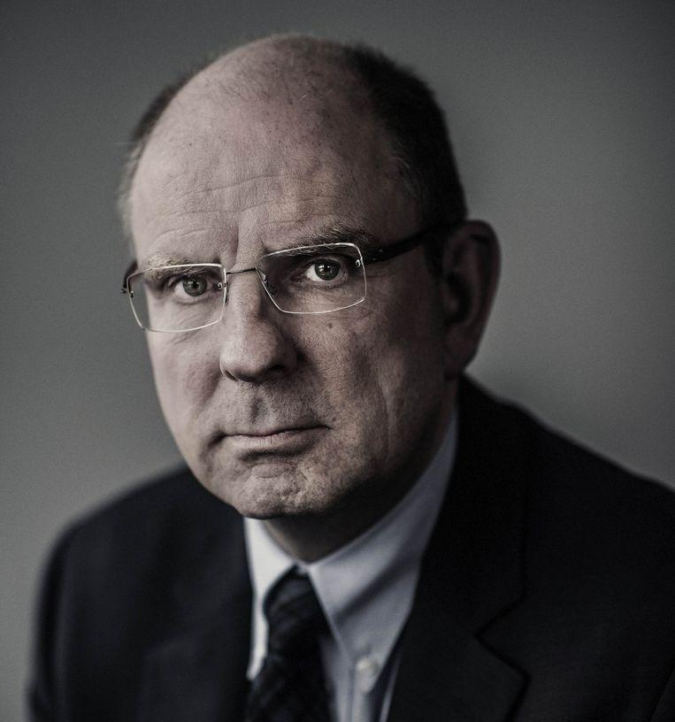 Minister van Justitie Koen Geens Beeld Karoly Effenberger