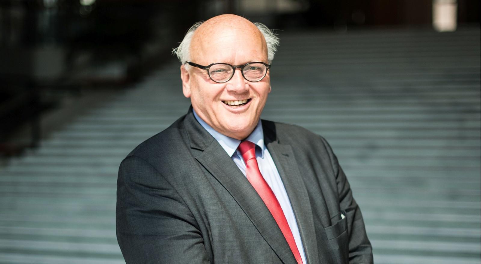 D66-wethouder Hans de Vroome.