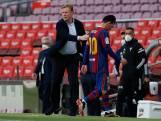 'Toekomst Koeman bij Barca aan de zijden draadje'