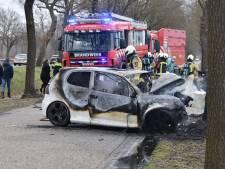 Zwaargewonde na ernstig ongeval in Havelte, traumaheli landt in weiland