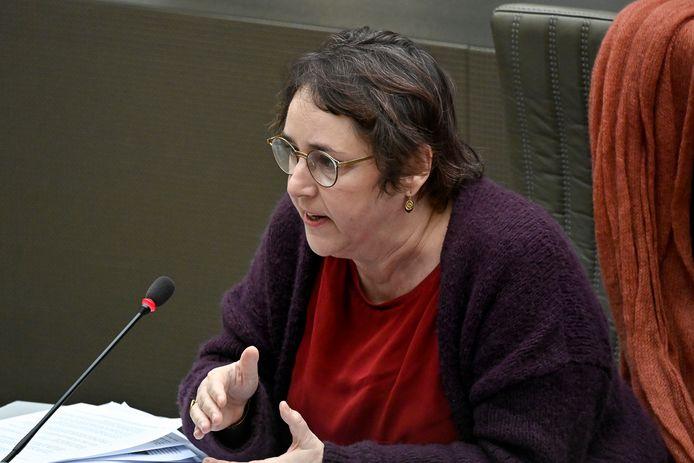 Karin Brouwers (CD&V) wil een onmiddellijke of administratieve inning voor niet-gekeurde personenwagens.