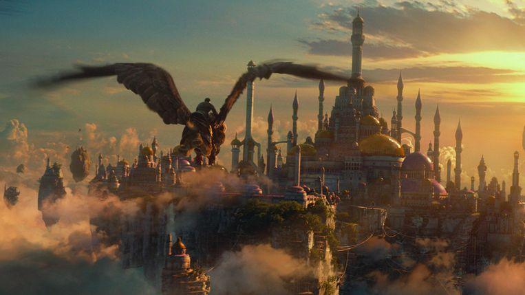 'Warcraft: The Beginning'. Beeld