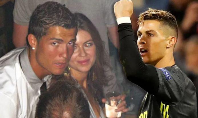 Cristiano Ronaldo et Kathryn Mayorga.