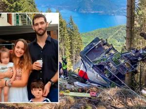 Eitan, l'enfant qui a survécu à l'accident de téléphérique en Italie, sort de l'hôpital