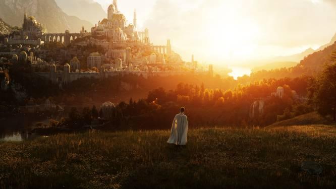 Nieuwe 'Lord of the Rings' lost releasedatum en eerste blik op 'Middle-earth'