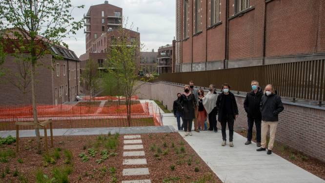 Eerste lokaalmarkt aan nieuwe kerktuin Wetteren en nadien maandelijks op Ten-Ede