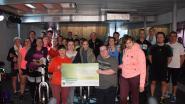 Body Fit sport 710 euro bijeen voor Trefhuis - De Lovie