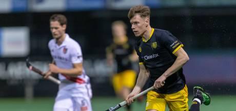 Topweekend voor mannen HC Den Bosch: ook winst tegen Rotterdam