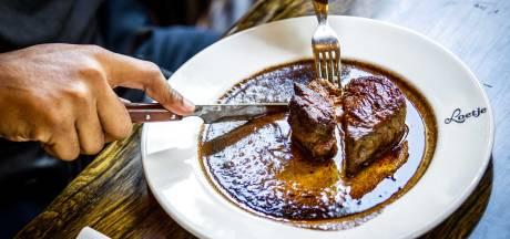 We eten nu minder vlees, maar grote kans dat we snel weer grijpen naar ons biefstukje