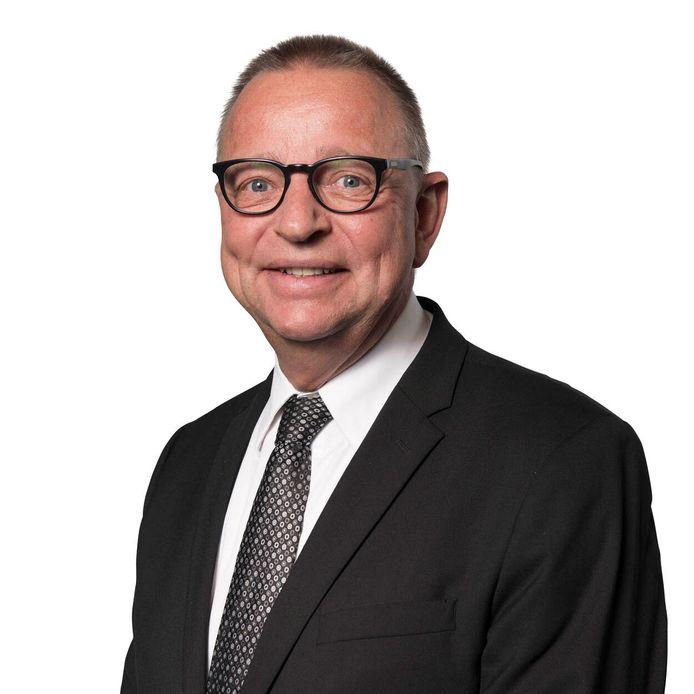 Waarnemend burgemeester van Leidschendam-Voorburg Jules Bijl.