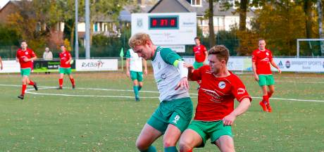 Geldrop-aanvoerder Joep van Vroenhoven houdt door aanhoudende gezondheidsklachten voetballen voorlopig voor gezien