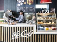 Forse verbouwing McDonald's in Kampen