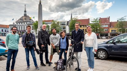 Ronse vanavond te zien in toeristisch programma Destination Flandre op RTL-TVI