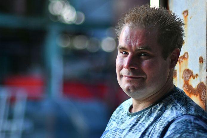 Boer Maarten Spiele worstelde sinds zijn 12de met zijn geaardheid. Pas twee jaar geleden kwam hij uit de kast.