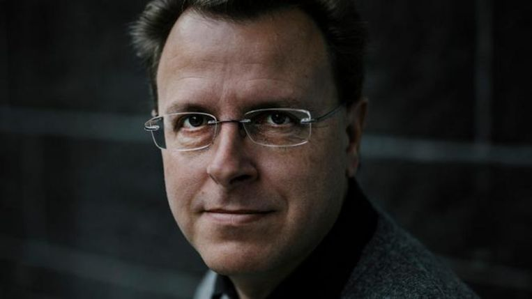 Gabri van Tussenbroek Beeld Marc Driessen