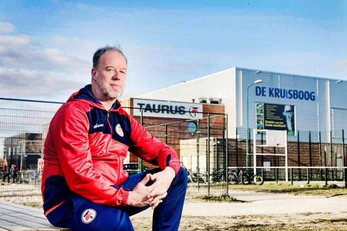 Taurus-coach Erik Gras: ,,Ambitie begint met geld, de vereniging moet er wel achter staan om dat te bewerkstelligen.''