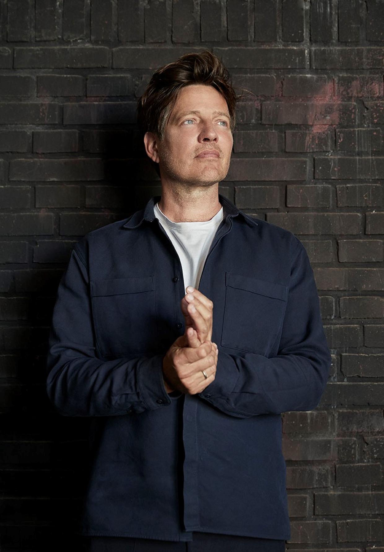 De Deense filmregisseur Thomas Vinterberg. Beeld