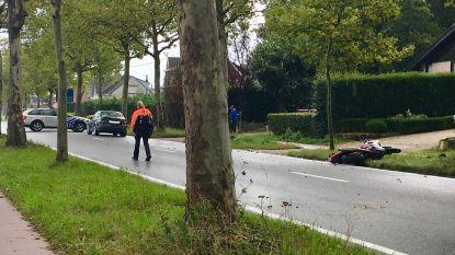 Motorrijder (27) kritiek na ongeval op Mechelbaan