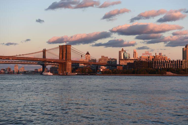 De skyline van New York. Beeld Getty Images for TAG Heuer