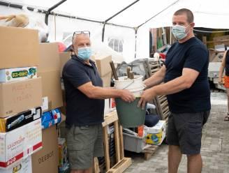 """Rupelstreek blijft massaal hulpgoederen inzamelen voor slachtoffers van waterramp: """"Vooral nood aan schoonmaakproducten, gereedschap en droge voeding"""""""