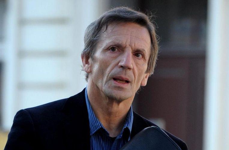 Advocaat Jos Vander Velpen. Beeld BELGA