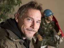 Jitse knokt tegen IS in een 'leger op gympies'