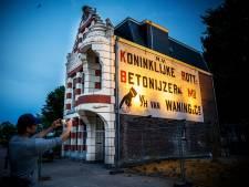 Verpieterde villa Van Waning eindelijk helemaal opgeknapt en nu in de schijnwerpers
