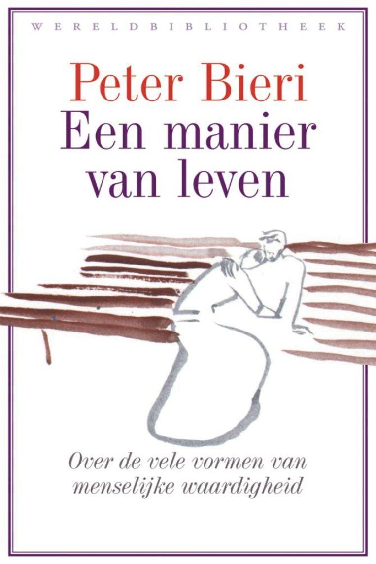 Peter Bieri - Een manier van leven. Beeld rv