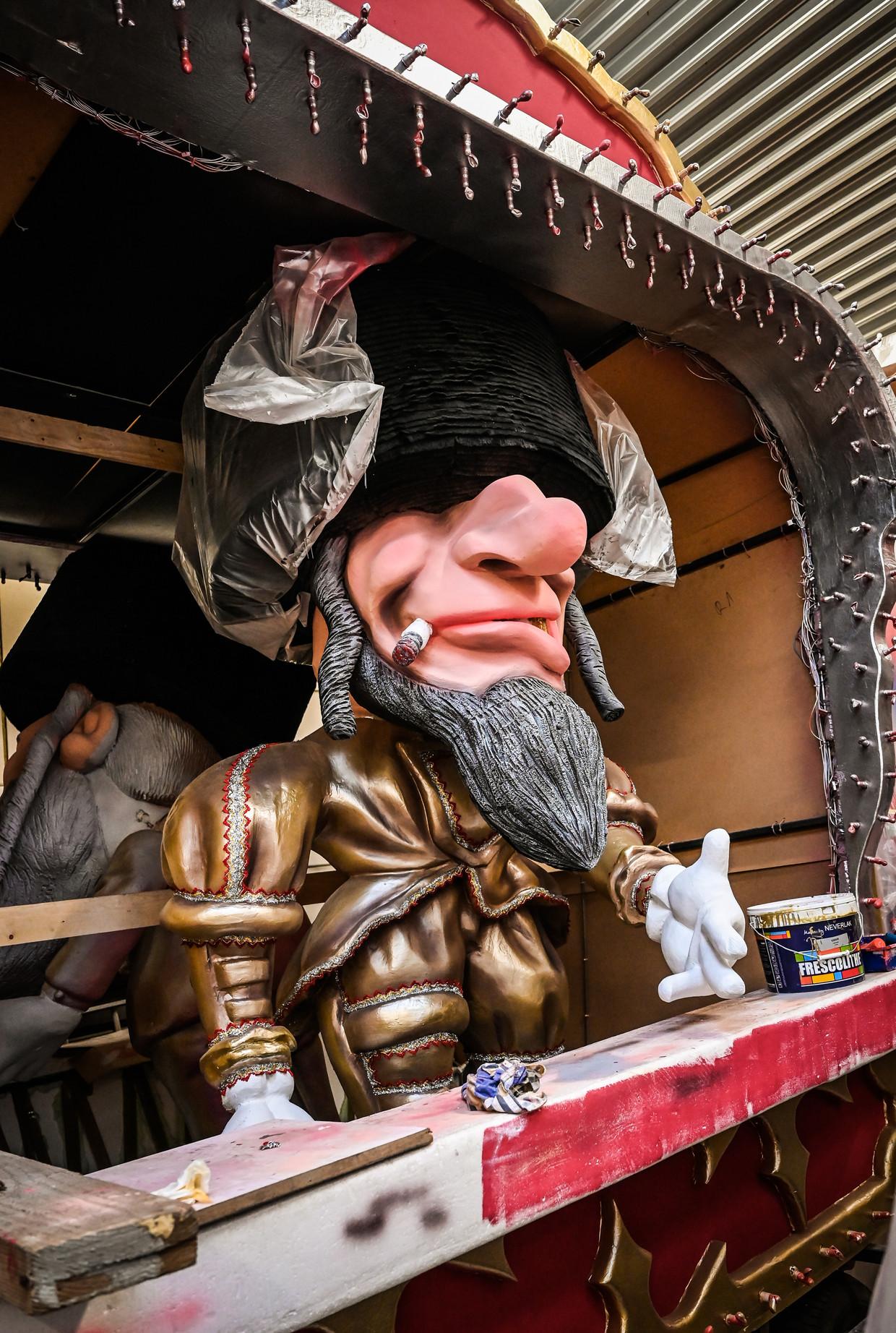 'Carnaval is – hoe onnozel ook – een duidelijk afgebakend ritueel waar iedereen vegen uit pan krijgt', vindt lezer Alain Franzolini. Beeld Joel Hoylaerts - Photo News