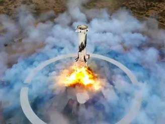 Blue Origin lanceert op 12 oktober tweede vlucht met ruimtetoeristen