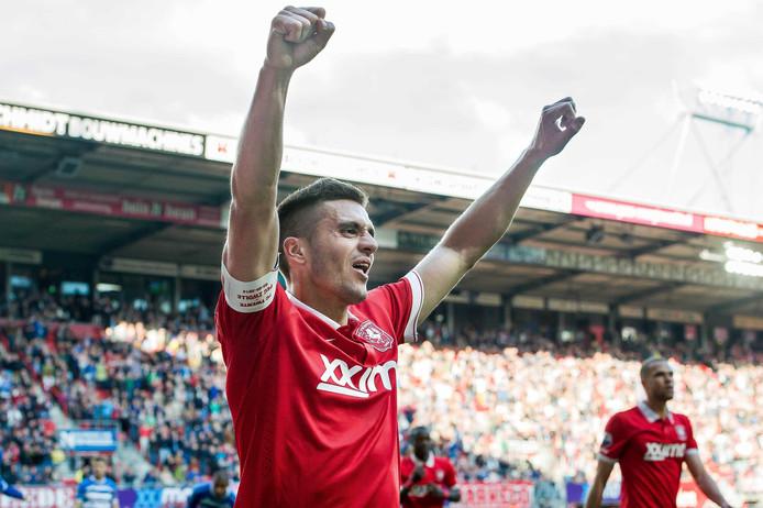 FC Twente misleidde de KNVB bij de verkoop van Tadic