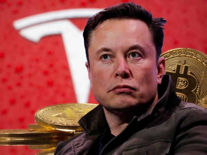 """Elon Musk: """"Tesla aanvaardt bitcoin niet langer als betaalmiddel"""""""