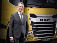 DAF-directeur kruipt regelmatig zelf achter stuur van nieuwe truck: 'We hebben iets neergezet wat geweldig is'