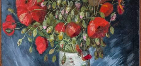 Tóch een echte Van Gogh: Vaas met klaprozen geeft geheimen prijs